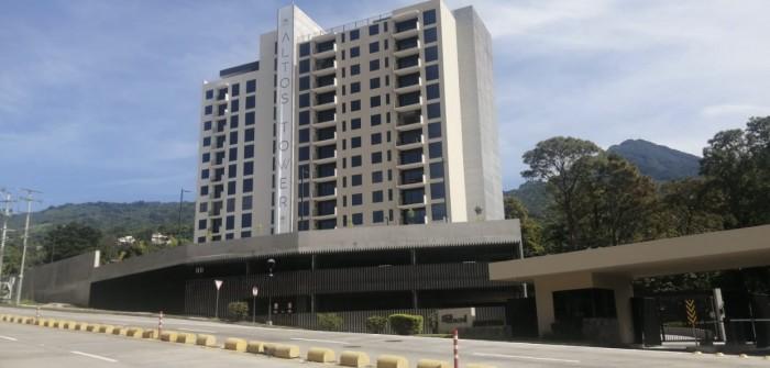 Apartamento Escalon Amueblado Altos Tower