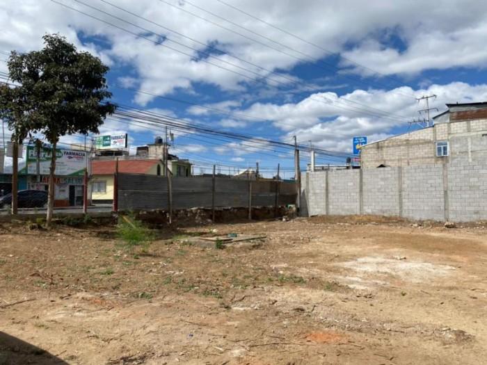 CITYMAX ANT. RENTA TERRENO EN CENTRO DE CHIMALTENANGO