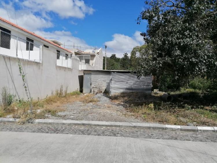 Terreno en Venta en San Miguel Dueñas, Sacatepéquez