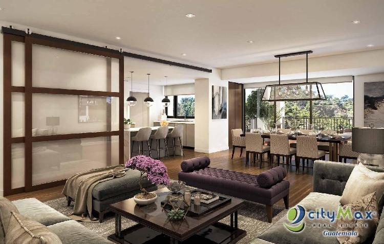 Apartamento en planos en venta Muxbal con Balcón