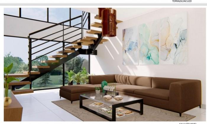 Apartamentos en venta en moderno Residencial, Santiago