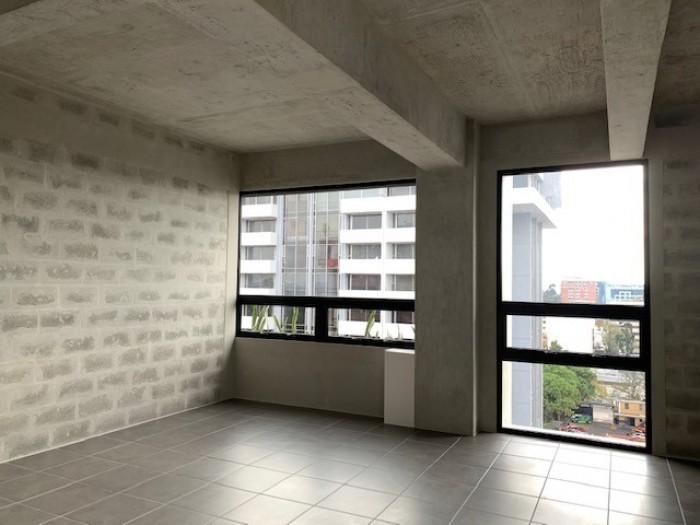 RENTA oficina en zona 9 a una cuadra Torre Reformador