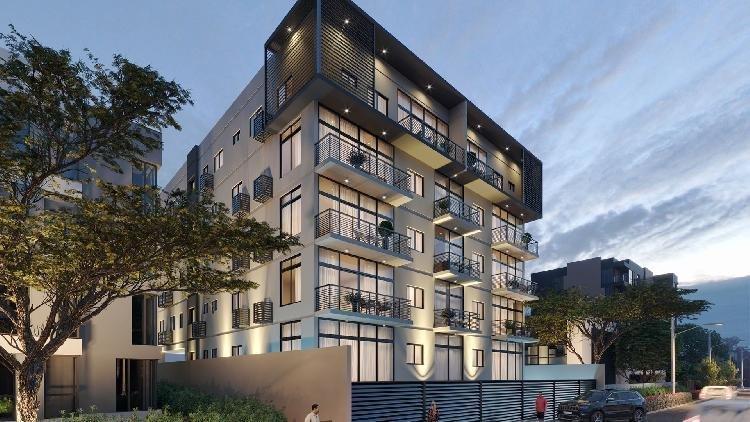 Vendo moderno apartamento con vista al Mirador Sur