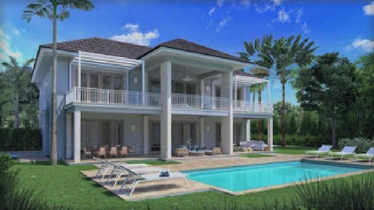 Villa de lujo venta Hacienda Punta Cana R.D.