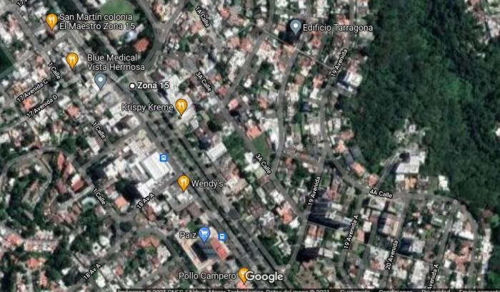 Terreno en Venta G4 en zona 15 Ciudad de Guatemala
