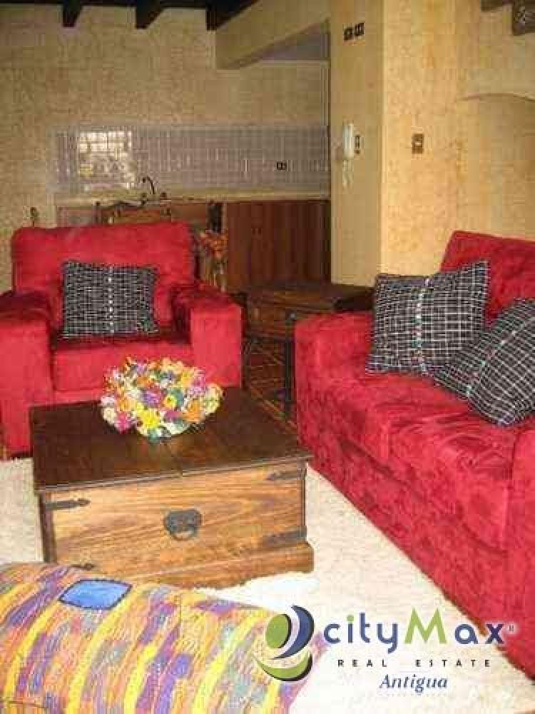 CityMax Antigua renta apartamento amueblado de 1 hab!!