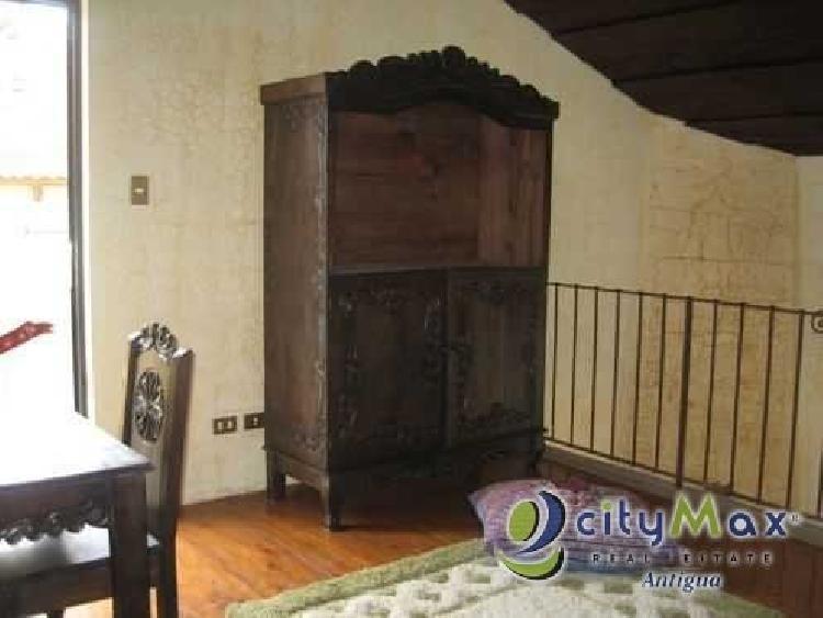 CityMax A. renta apartamento de 1 habitación en Antigua