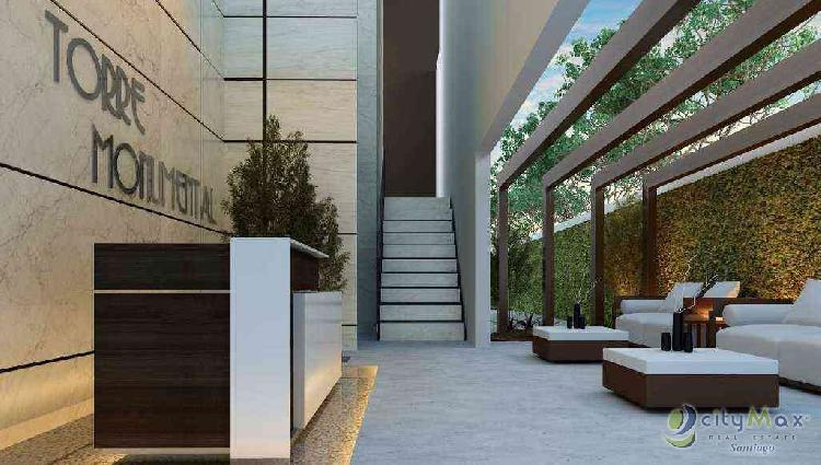 Elegante apartamento ubicado  en la Trinitaria