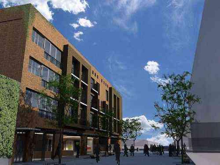 Vendo Apartamento en edificio de zona 4