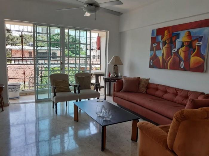 Apartamento en alquiler amueblado  Los Cacicazgos