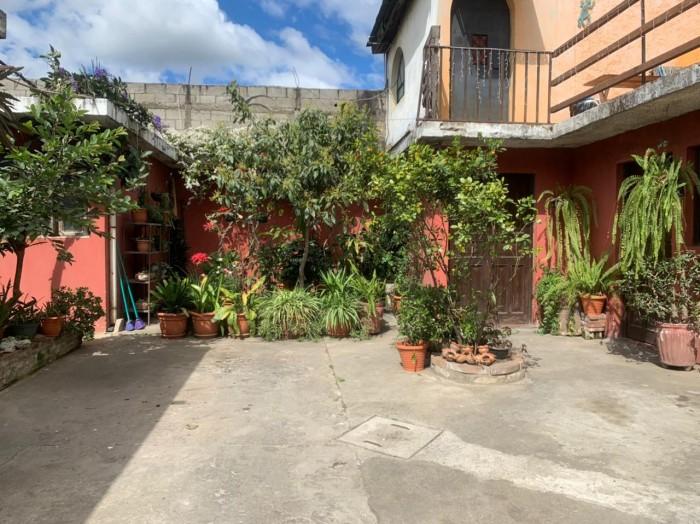 Casa en renta para remodelar en centro de Chimaltenango