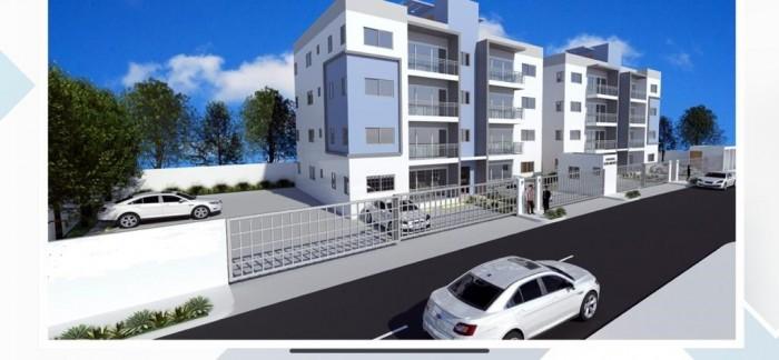 Vendo Apartamento en Residencial en La Jacobo Majluta