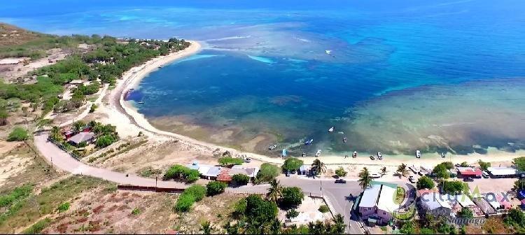 VENDO solar en playa Buen Hombre, Villa Vasquez.