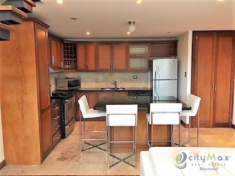 CityMax Alquila Apartamento amueblado en Zona 15