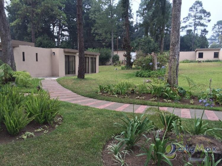 En venta casa un nivel en Arrazola km.16 Carr. Salvador