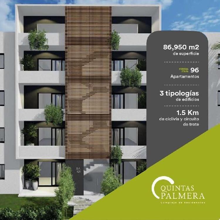 Apartamento en Venta Santiago - Quintas Palmera