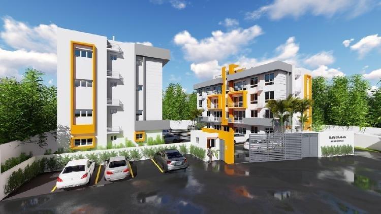Apartamento en Venta en Santiago - Las Damas Residences