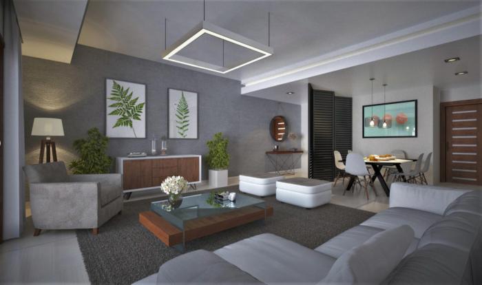 Apartamento de 2 habitaciones en venta en Serralles RD