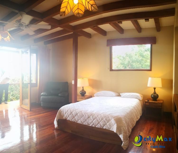 Apartamento amueblado en alquiler en San Antonio Escazú