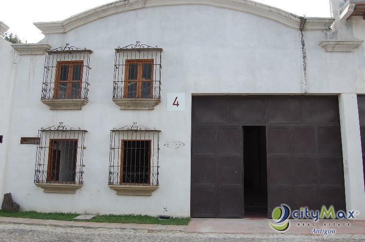 Bodega en Renta en Antigua Guatemala