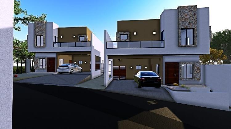 Casa Residencial tipo duplex  2 Niveles Con Terraza