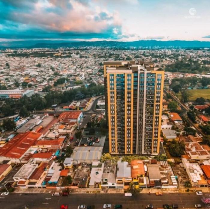 CityMax Guate Pre-Venta Apartamento Parque San Jorge F2