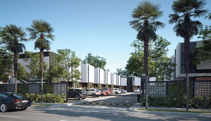Casas en venta tipo loft con piscina en Punta Cana