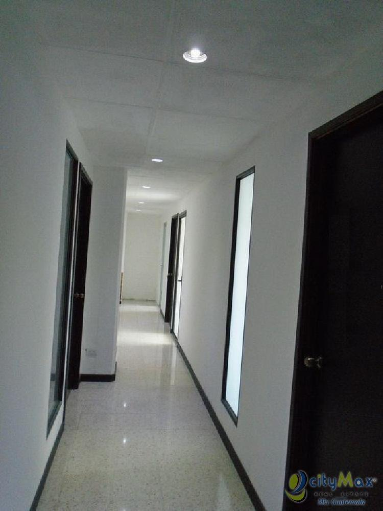 Oficina en Renta Edificio 74 Zona 9