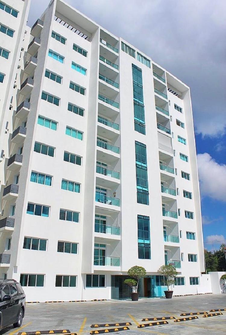Moderno apartamento en renta amueblado en Santiago