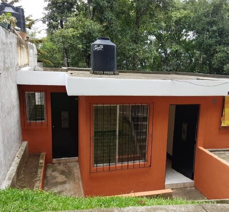 Casa en venta en Bosques del Ensueño km 33 Sacatepéquez