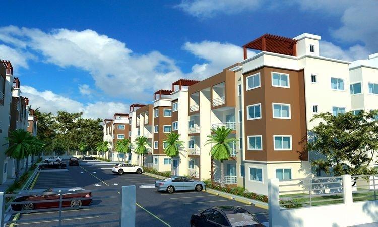 CityMax Platinum vende apt en Santo Domingo Este