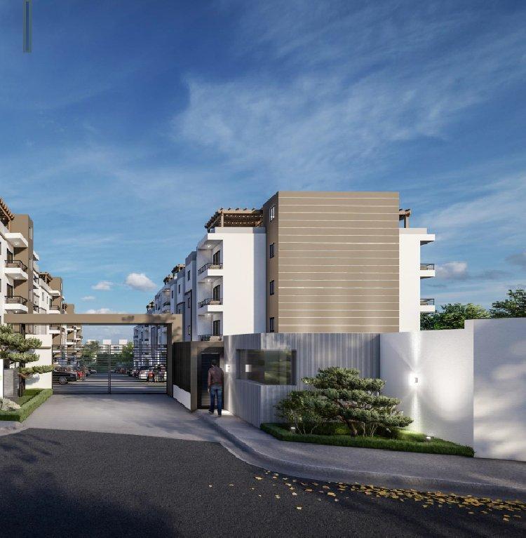 Apartamento en venta , Los Hidalgos Santo Domingo Oeste