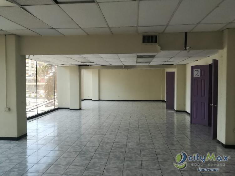 Oficina en Alquiler en Zona 4 de Guatemala