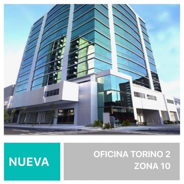 Oficina Torino II zona 10 en alquiler