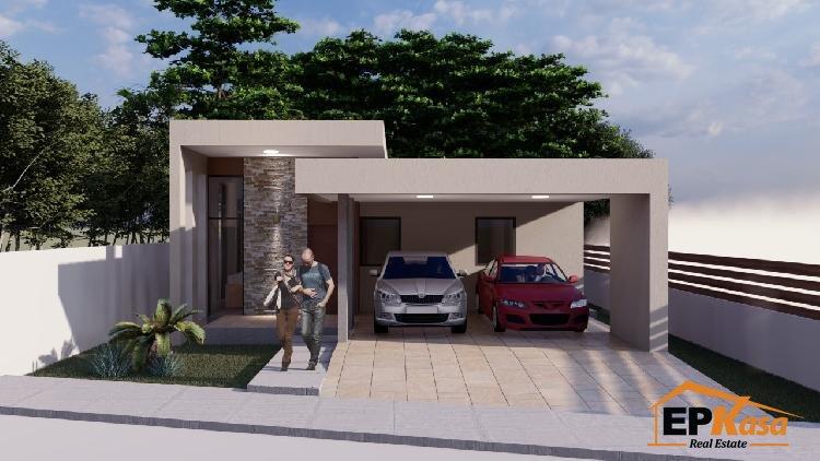 Casa con Piscina en Gurabo al Medio Santiago