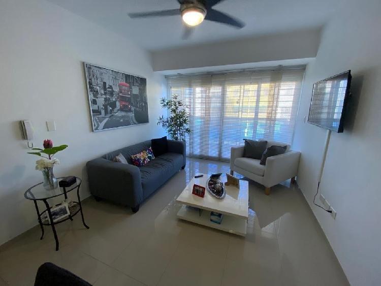 Apartamento amueblado en Renacimiento 2 habitaciones