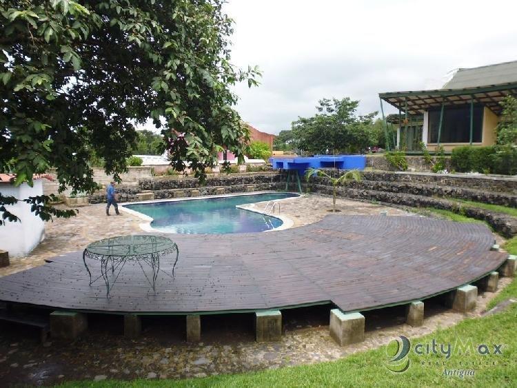 CityMax Antigua vende casa residencial en SM Dueñas