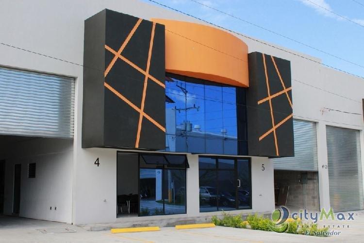 Bodega EN VENTA Proyecto Industrial con Inquilino