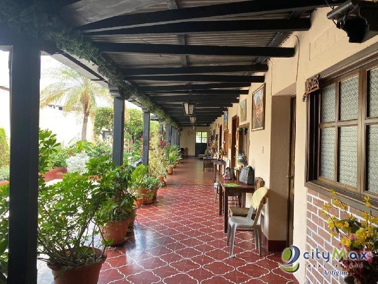 Casa en venta sobre Calle de Las Tapias en Jocotenango