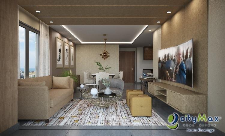 Apartamento en venta de Lujo  2 hab en la sarasota