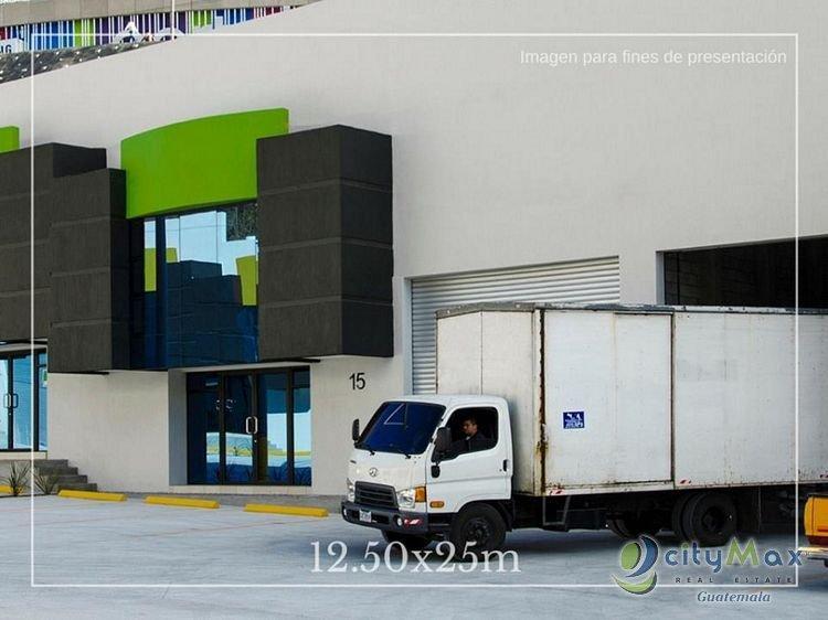 Se vende y Renta Ofibodega en zona 4 de Villa Nueva