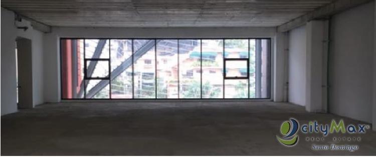 Oficina en alquiler en Torre Corporativa en Piantini