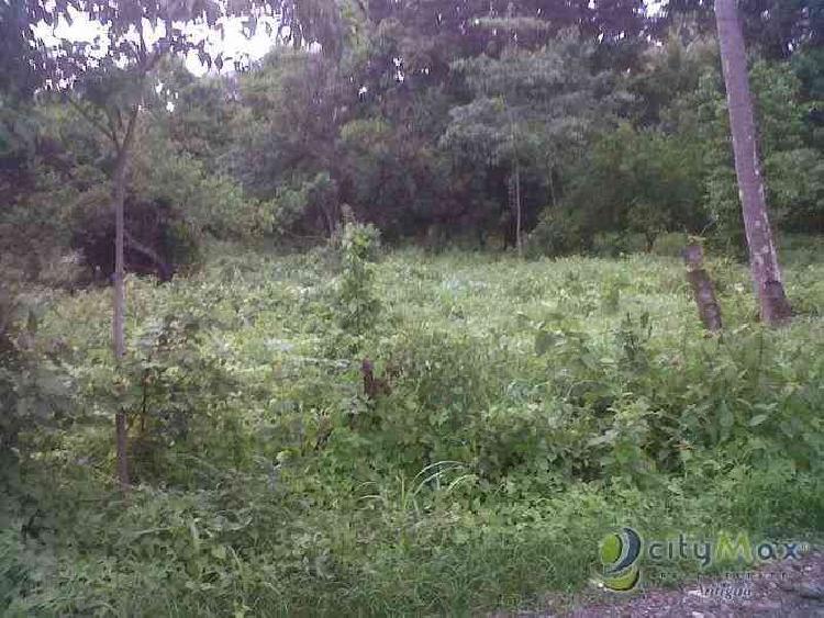 vendo terreno en km. 64 a Escuintla, Quintas Del Campo