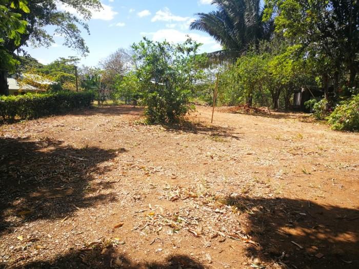 Se vende lote en hojancha Guanacaste Costa Rica