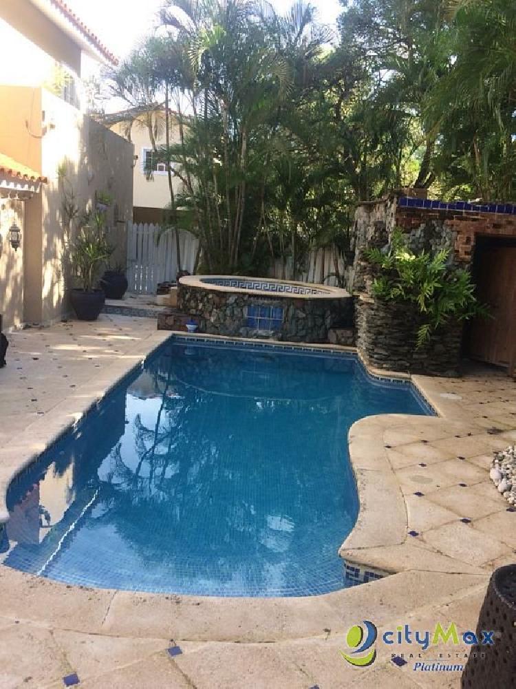Alquilo casa amueblada en Arroyo Hondo
