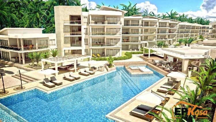 Apartamentos de venta para gran Inversión en Punta Cana
