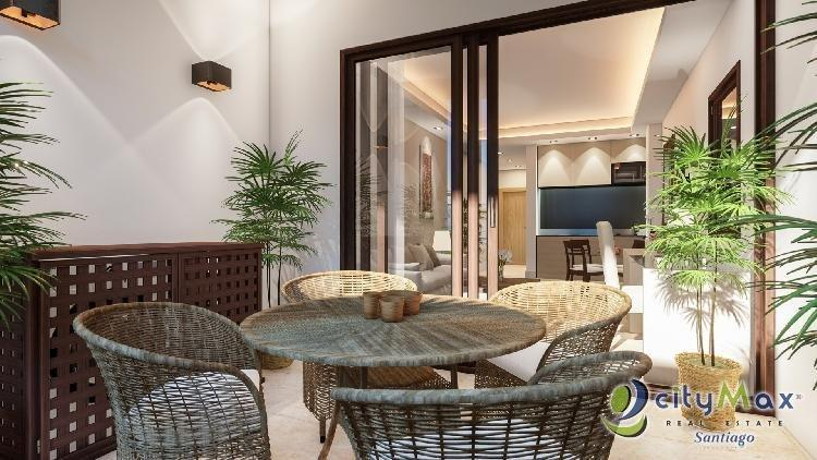 Apartamento disponible en la exuberante Bahía de Samaná