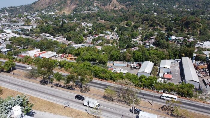 Terreno comercial sobre Comalapa por Quality Grains