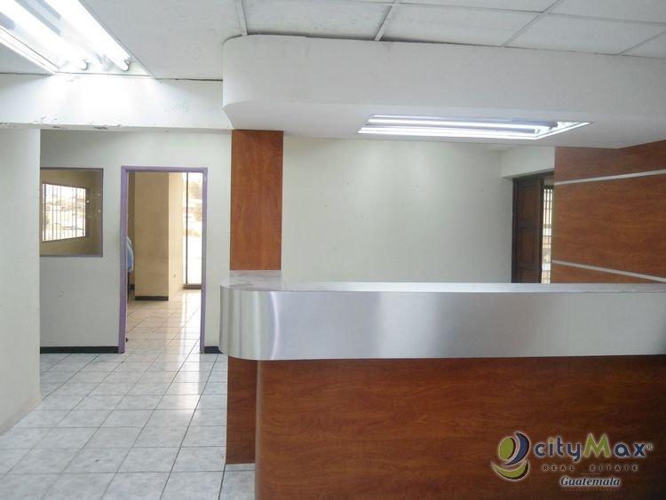 Oficina Comercial en Renta en zona 4 Centro Cívico