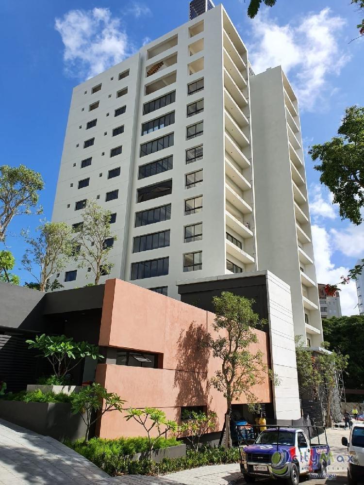 Apartamento en moderna torre en La Trinitaria, SANTIAGO